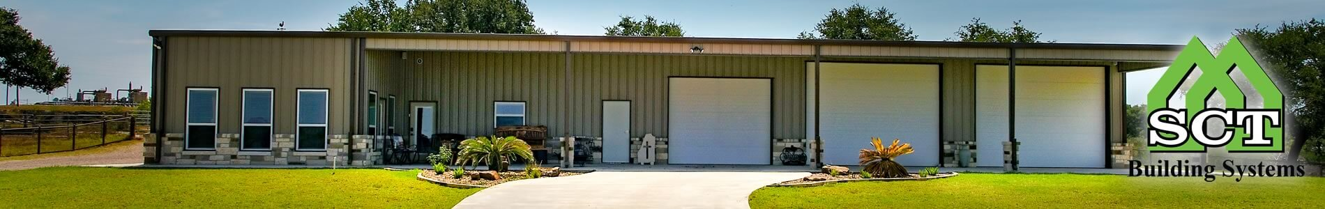 SCT metal Building contractor for Victoria Texas